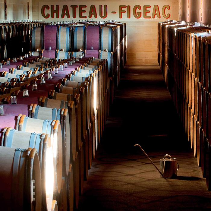 Chateau Figeac Chais