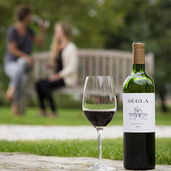 Rausan Segla Second Vin Ségla