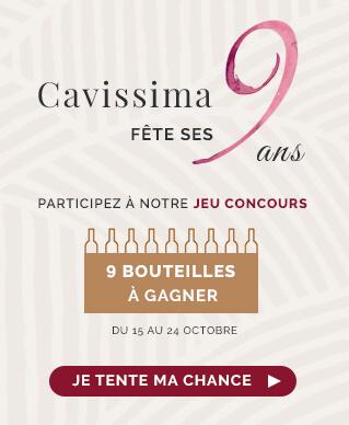 Participer au Concours 9ans Cavissima