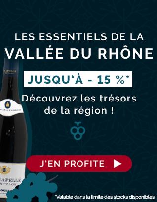 Notre sélection Les Essentiels de la Vallée du Rhône