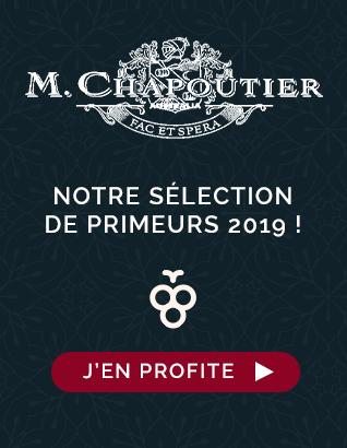 M. Chapoutier : notre sélection de primeurs 2019