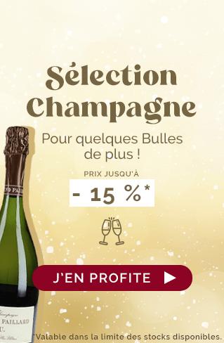 Sélection Champagne : Pour quelques Bulles de plus !