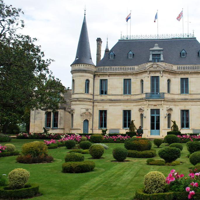 Le magnifique Château Palmer