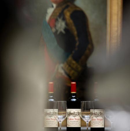 Les vins, l'héritage