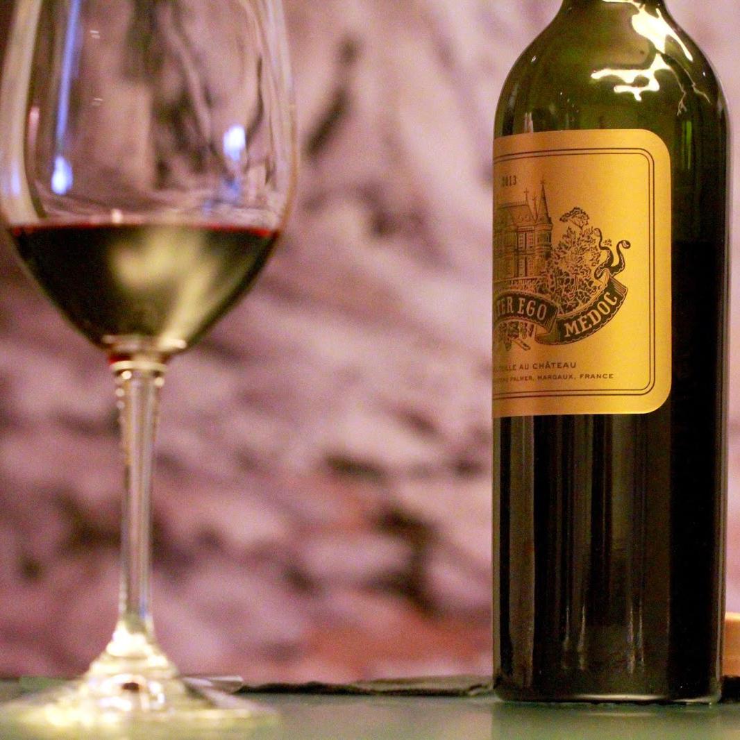 Le vin du Château Palmer