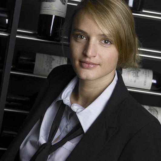 Portrait d'Emilie Gervoson