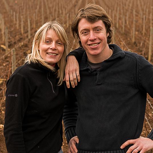 Christelle & Thierry Pillot - les propriétaires