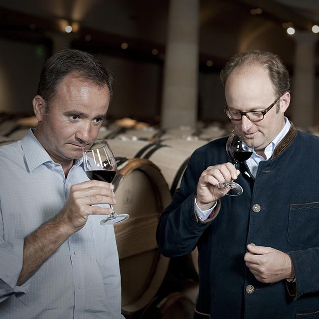 Jean-Philippe Delmas et Robert de Luxembourg