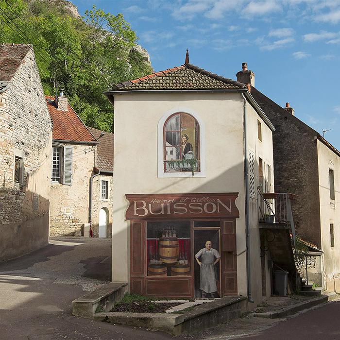 Maison Domaine Buisson