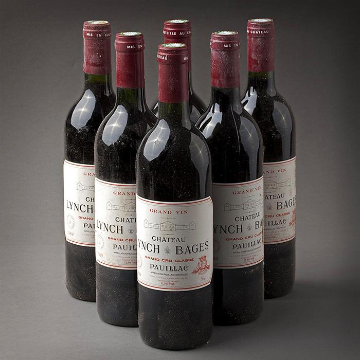 Les vins de Lynch Bages