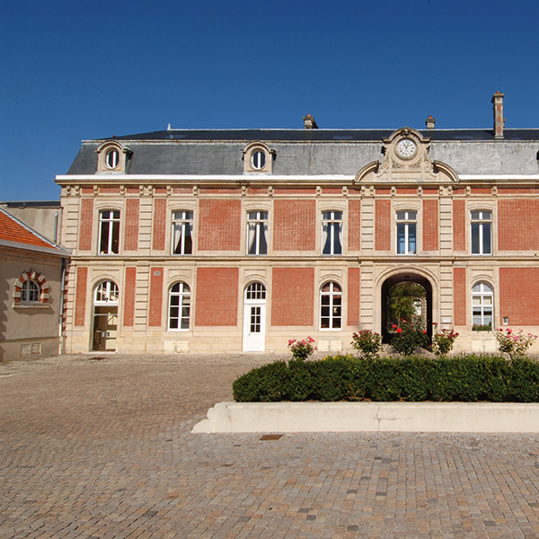 La Maison de Champagne Louis Roederer