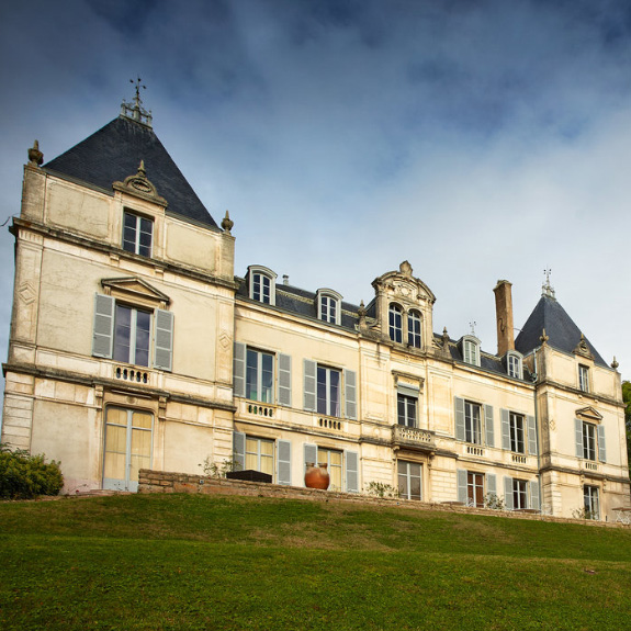 chateau de chamirey en bourgogne