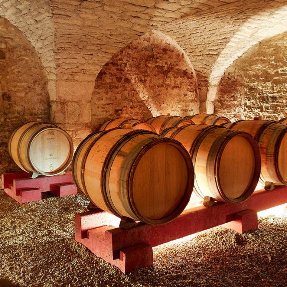 les caves du chateau de chamirey