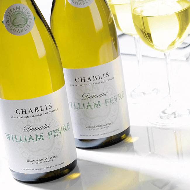Le Chablis de William Fèvre
