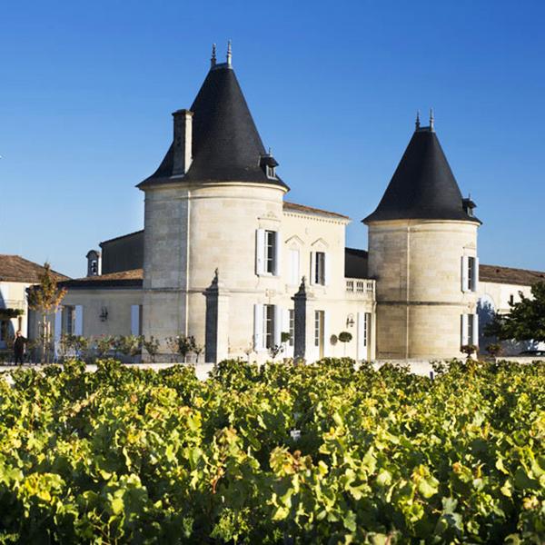 Le superbe Château Lilian Ladouys