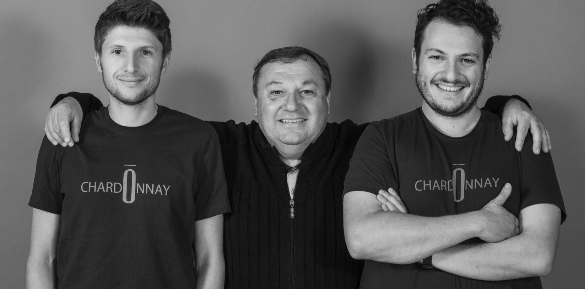 Antoine, Jean-Jacques et Nicolas Robert