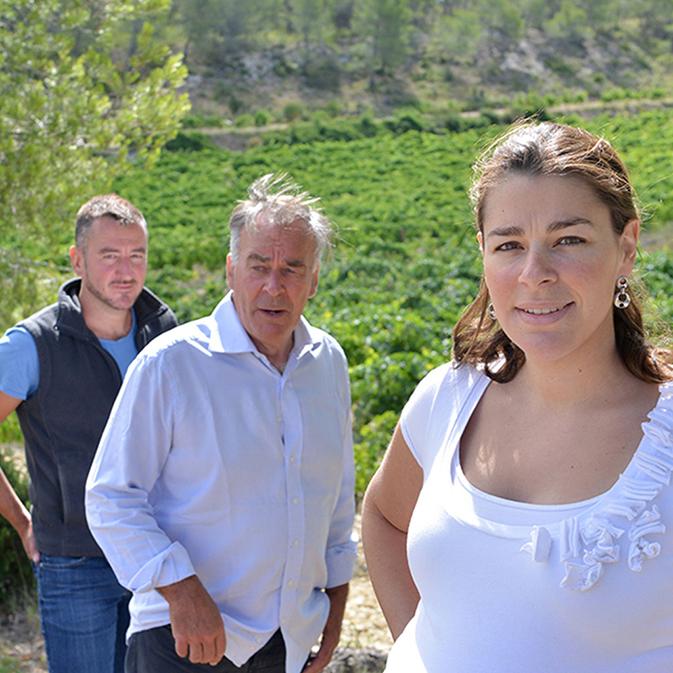Famille Dürrbach : Ostiane, Eloi et Antoine