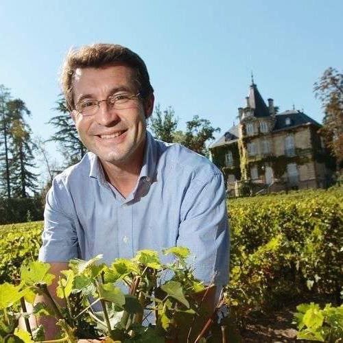 Vincent Pichet au cœur des vignes