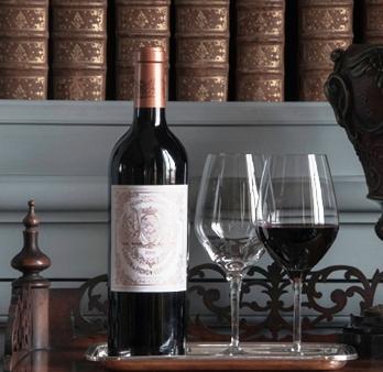 Dégustation du vin Château Pichon Baron
