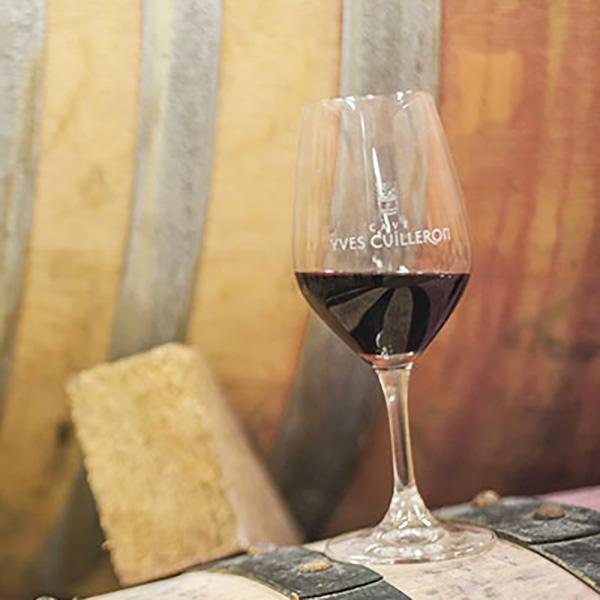 Le vin d'Yves Cuilleron